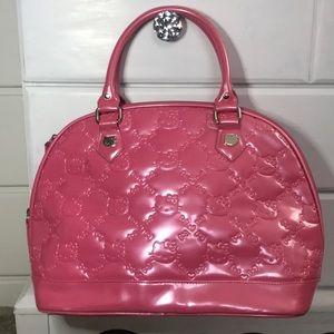 Pink Hello Kitty Sanrio Kawaii Pin-up Handbag